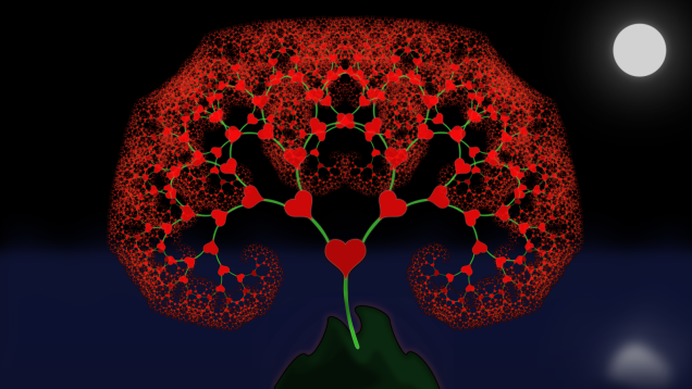 HeartPlantFractal-tree-tmb